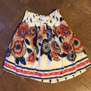 Delicia Floral Skirt